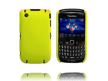 Beta Shield (Gul) BlackBerry Curve 8520/8530 Skal