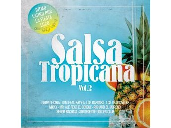 Salsa Tropicana Vol 2 (2CD)