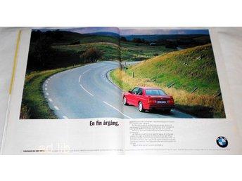 BMW M3 - EN FIN ÅRGÅNG STOR TIDNINGSANNONS 1988 - öckerö - BMW M3 - EN FIN ÅRGÅNG STOR TIDNINGSANNONS 1988 - öckerö