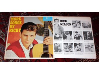 RICKY NELSON More Songs by.. US Rock 1950's  Imperial M-