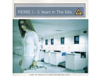 Pierre Jerksten - 5 Years In The Mix - 1999 - 2 CD