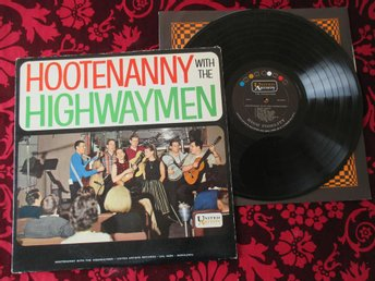 LP: HOOTENANNY with the HIGHWAYMEN (USA, 1963)
