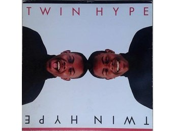 Twin Hype title*  Twin Hype* Hip Hop, Hip-House, Freestyle LP US
