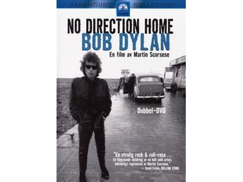 DVD - Bob Dylan: No Direction Home (2-Disc) (Beg)
