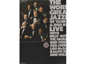THE WORLDS GREATEST JAZZBAND  LIVE Atlantic LP1570