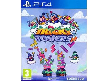 Tricky Towers PS4 (PS4)