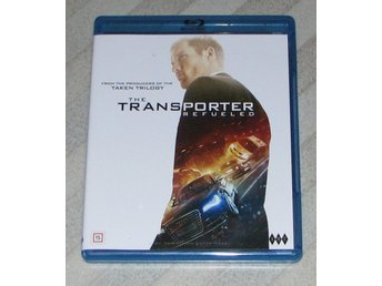 The Transporter Refueled  - Svensk Text (Blu Ray) Bluray - Luc Besson -