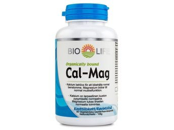 magnesium kalcium kosttillskott