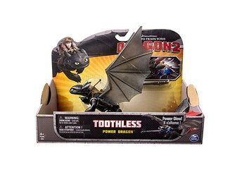 DreamWorks Dragons Toothless / Tandlöse Action Figure