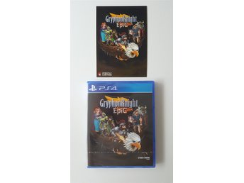 Gryphon Knight Epic - Playstation 4 PS4
