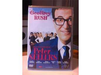 DVD - THE LIFE AND DEATH OF PETER SELLERS (GEOFFREY RUSH/ CHARLIZE THERON mfl)