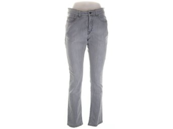 Filippa K, Jeans, Strl: W30 L32, Niki Grey Washed Stretch Jeans, Grå