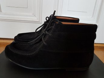 Hope Mock shoe black stl 39 Hope Stockholm by Ringstrand Söderberg svart mocka