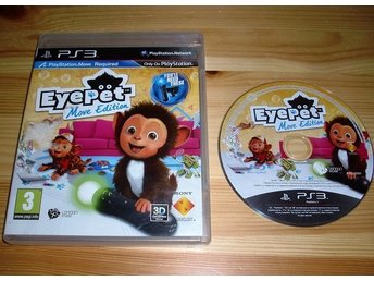 PS3: EyePet Move Edition
