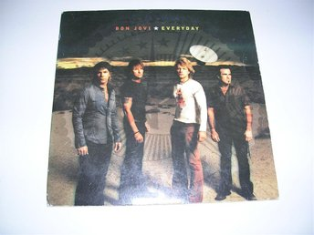 BON JOVI - everyday -  cds   (cd)
