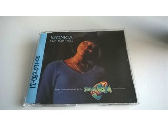 Monica - For You I Will, CD, Single