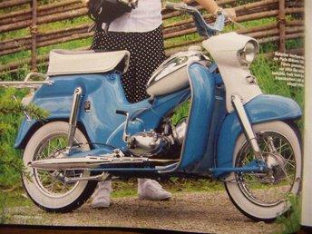 moped Puch Alabama - Moped o scooter, allt i ett - - Stockholm - moped Puch Alabama - Moped o scooter, allt i ett - - Stockholm