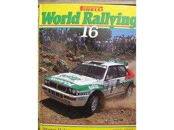 Pirelli World Rallying 16 - Vänersborg - Pirelli World Rallying 16 - Vänersborg