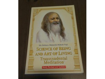 Bok Science of Being and Art of Living - Transcendental Meditation nyskick