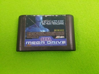 Rise of the Robots Sega Megadrive