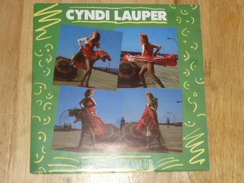 "CYNDI LAUPER - Girls just want to have fun  7"" singel"
