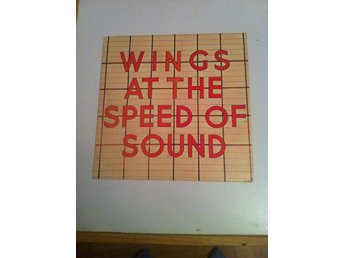 "BEATLES - WINGS - ""AT THE SPEED OF SOUND"""