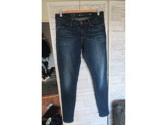 Levis Demi Curve Jeans stl.30 - Lerum - Levis Demi Curve Jeans stl.30 - Lerum