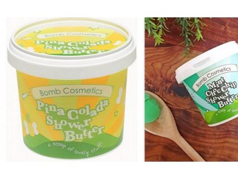 Bomb Cosmetic-Shower Butter-Pina Colada