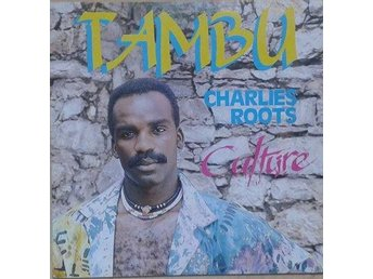 Charlies Roots Featuring Tambu title* Culture* Barbados LP