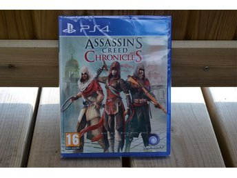 Assassin's Creed Chronicles PS4 Playstation 4 Assassins Ny