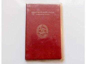 Javascript är inaktiverat. - Königswartha - GDR socialist Party member book ID EAST GERMAN 1979 - Königswartha