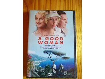 "DVD Video film ""A Good Woman"" NY"