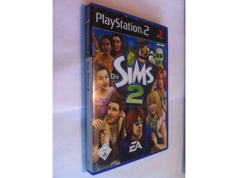 PS2: The Sims 2