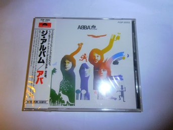 Abba - The Album (Cd)  Japan-press