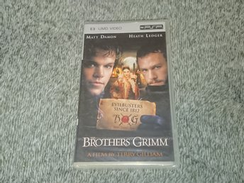 The Brothers Grimm PSP UMD film