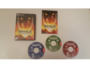 PC: Unreal II - The Awakening