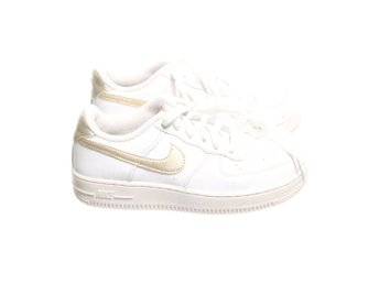 Nike, Sneakers, Strl: 33, Air Force 1, Vit