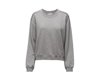 Cropped Sweat Top, XS, FILIPPA K