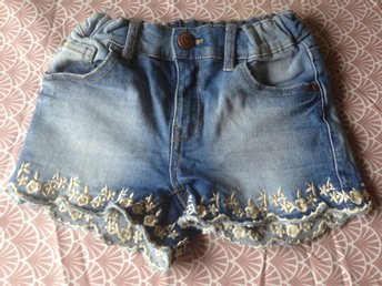 Lindex Denim, Detroit,  Shorts, Storl. 110
