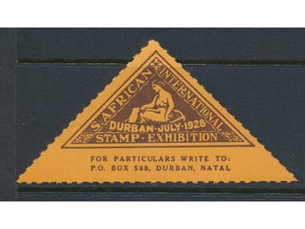 Stamp exhibition Durban 1928