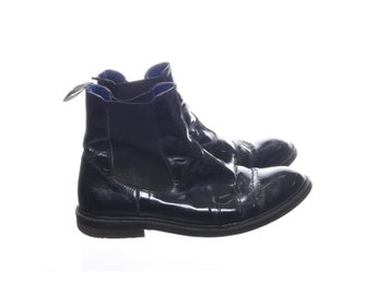 Tiger of Sweden, Boots, Strl: 40, Svart, Skinn