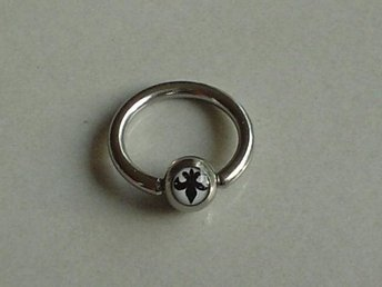 Captive Bead Ring - Modell 5609