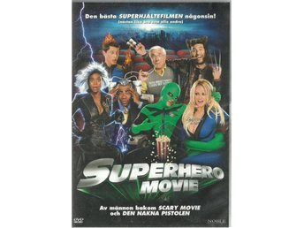 SUPERHERO MOVIE ( SVENSKT TEXT )