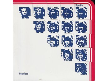 FAMILY - FEARLESS CD (REM) (JAPAN PAPER SLEEVE) NYSKICK!