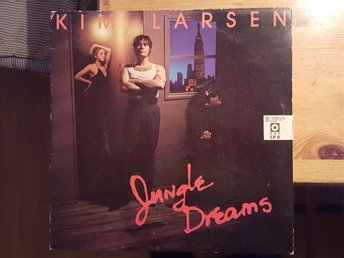 Kim Larsen-Jungle dreams    LP