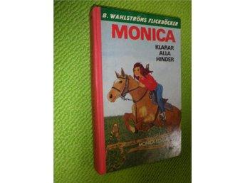 Monica Edwards - Monica klarar alla hinder - Piteå - Monica Edwards - Monica klarar alla hinder - Piteå