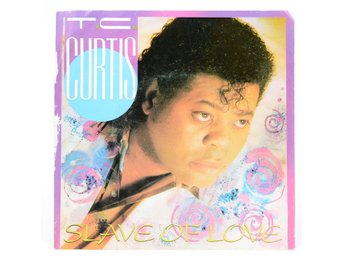 T.C. Curtis - Slave Of Love 234.776 Singel 1986
