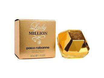 Paco Rabanne Lady Million Edp 30ml - Kungsbacka - Paco Rabanne Lady Million Edp 30ml - Kungsbacka