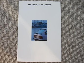 BMW 3-series Touring '2/92