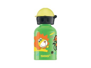 SIGG FLASKA 0.3 liter JUNGLE DAY  Rek butikspris: 250 kr